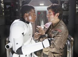 'Star Wars' Bosses 'Talked About' Including Finn And Poe Romance In New Film