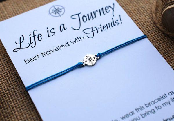 "$5.00, Make a Wish XO. <a href=""https://www.etsy.com/listing/386952168/friendship-bracelet-compass-bracelet-bff"" target=""_bla"