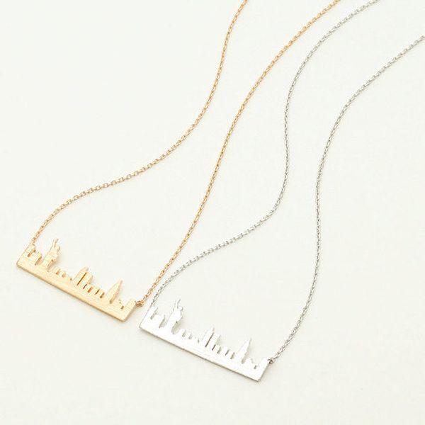 "$11.60, CreBijoux. <a href=""https://www.etsy.com/listing/262690930/new-york-skyline-necklace-new-york-city"" target=""_blank"">B"