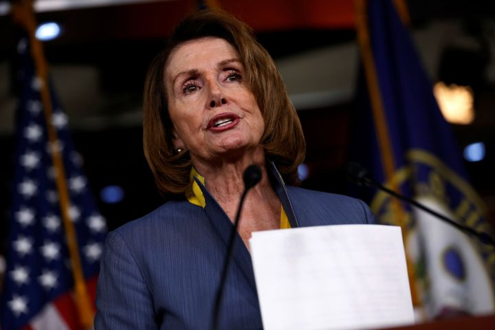 House Minority Leader Nancy Pelosi (D-Calif.) wants the CSR payments to be part of the omnibus bill.