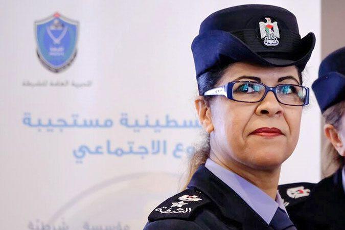 Lt. Col. Wafa Sharqawi.Photo: UN Women/Cindy Thai Thien Nghia