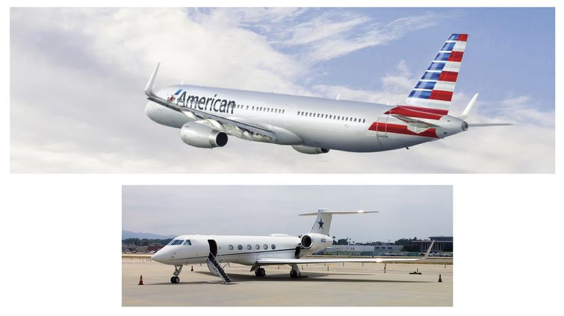 Why does Dallas Cowboys owner Jerry Jones pay 1/10th what 181 American Airlines customers pay for the same ATC services?  Rea