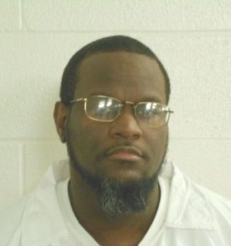 Inmate Kenneth Williams is shown in this booking photo provided March 21, 2017.  Williams is scheduled to be executed in Arkansas, April 27, 2017.    Courtesy Arkansas Department of Corrections/Handout via REUTERS  ATTENTION EDITORS - THIS IMAGE WAS PROVIDED BY A THIRD PARTY. EDITORIAL USE ONLY.