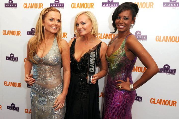 Geri, Emma and Mel B are said to be reforming