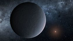 Scientists Discover Icy Planet Dubbed 'Earth's Frozen