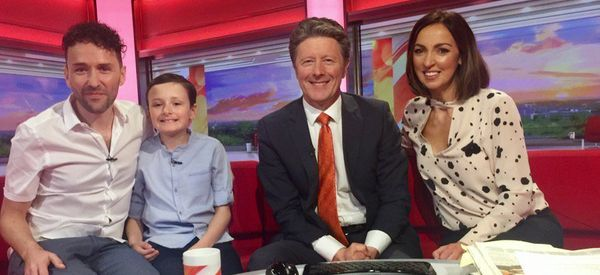 Jaco Steals The Show On BBC Breakfast During Autism Discussion