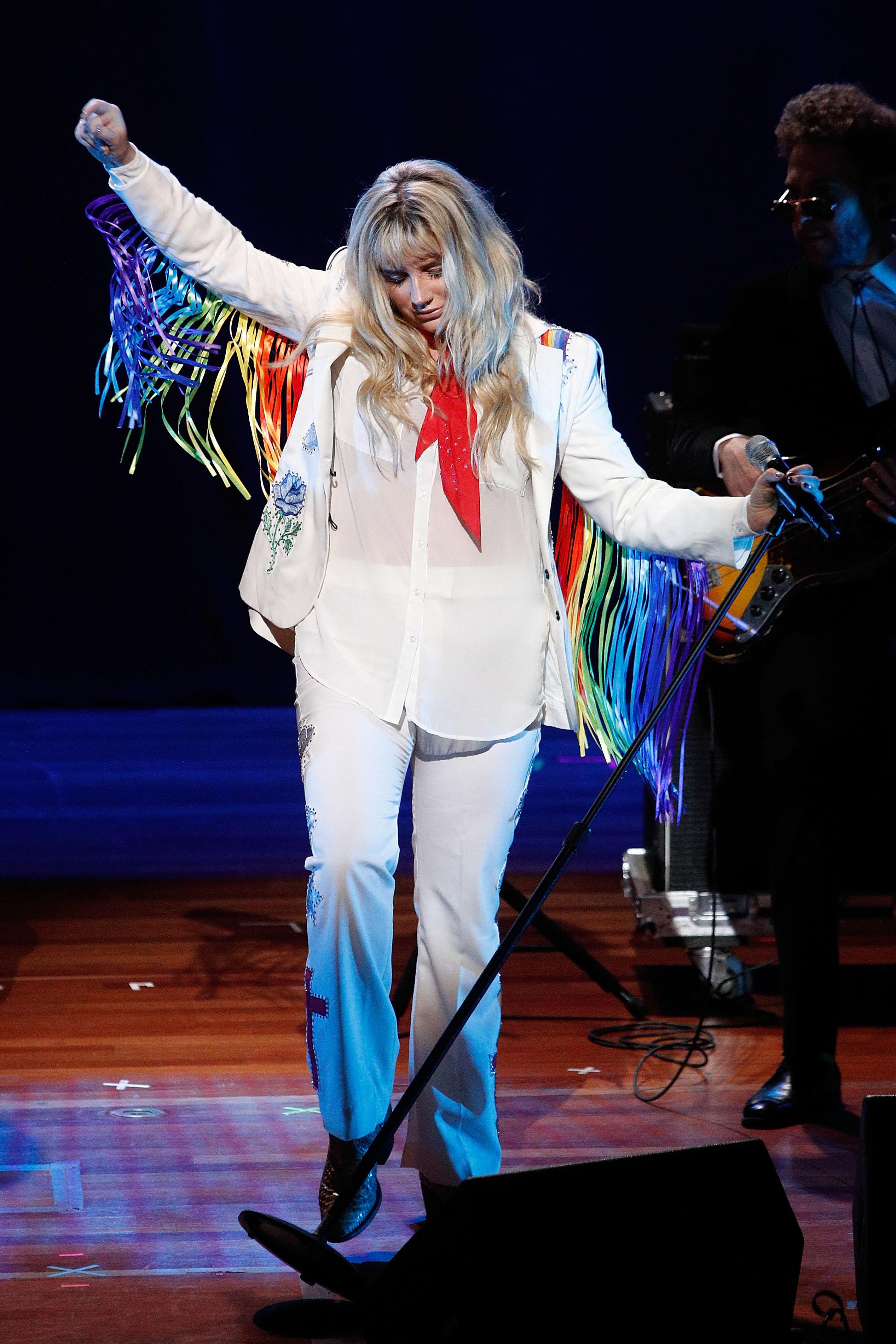 Kesha hasclaimedsexual assault allegations against the hitmaker Dr. Luke.