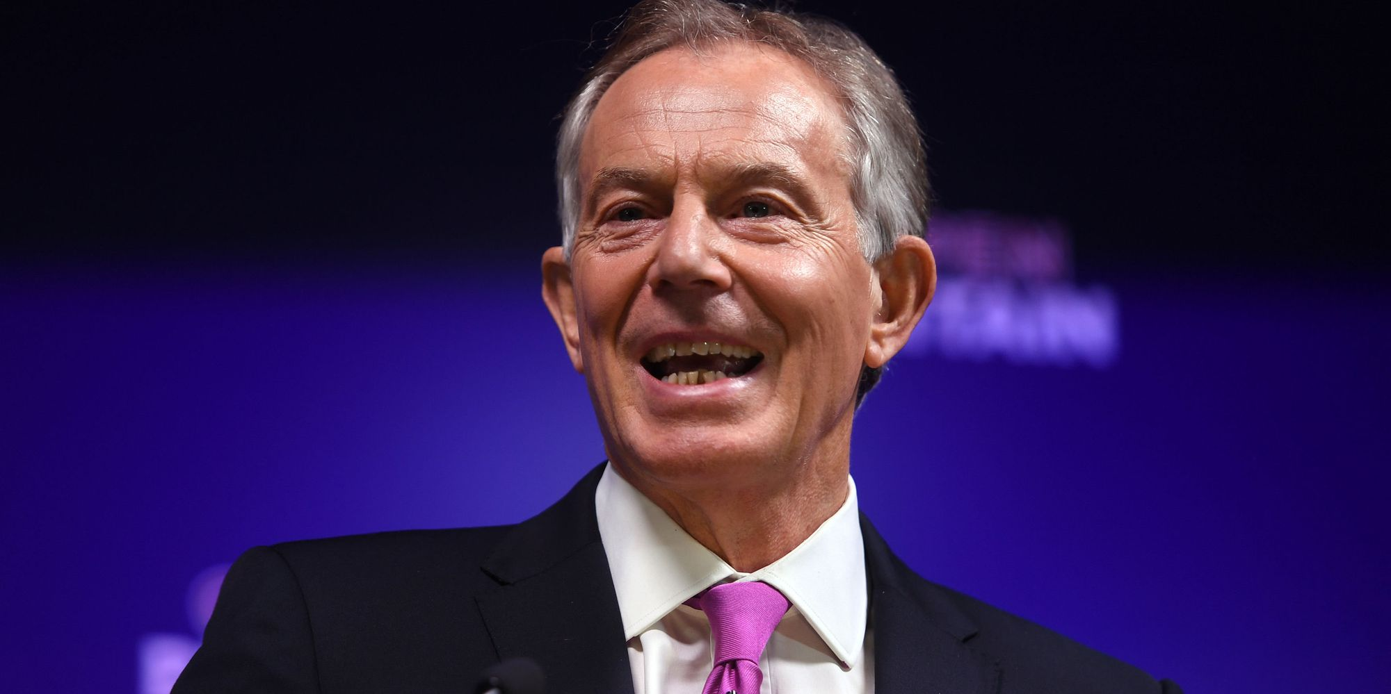 Tony Blair Says Theresa May Will Win The Election (If The Polls Are Right)