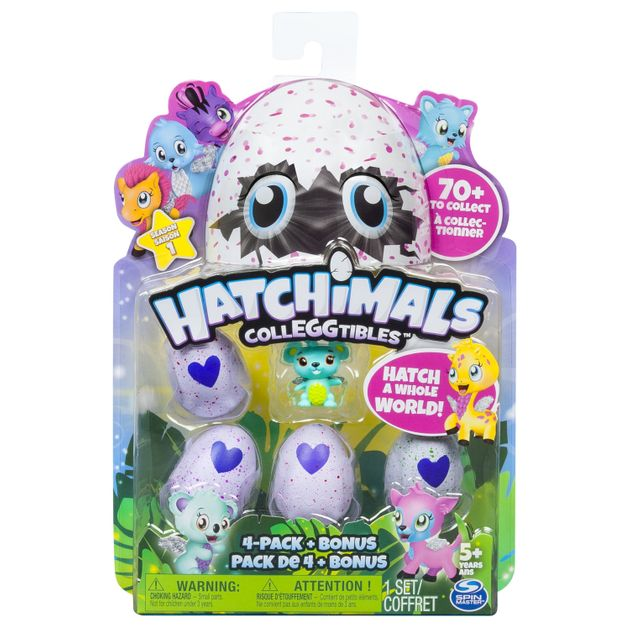 Hatchimals CollEGGtibles: Next Chapter In Must-Have Toy For Kids Is An Affordable Collectables