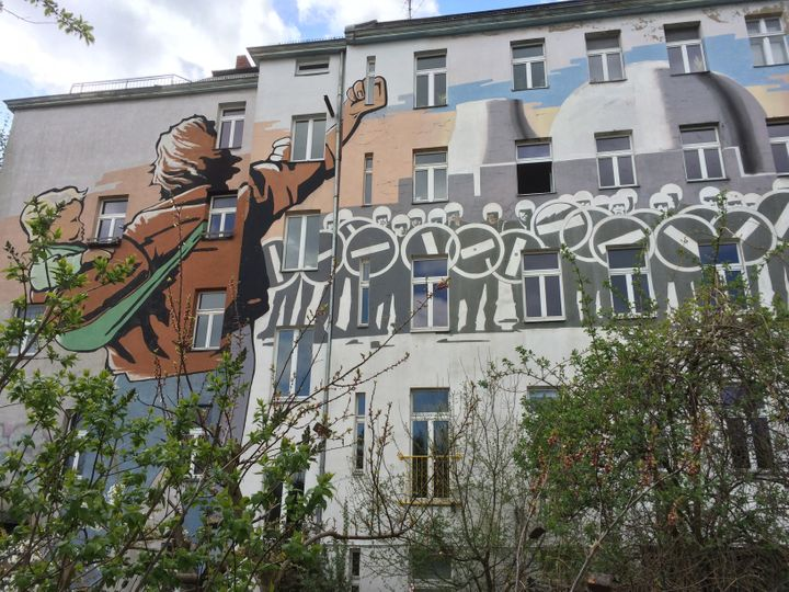 "In Berlin, there is a strong culture of resistance to displacement. Photo essay from Berlin <a rel=""nofollow"" href=""https://r"