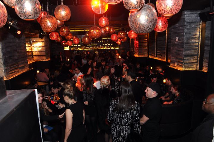 A private party taking place at Koi Soho.