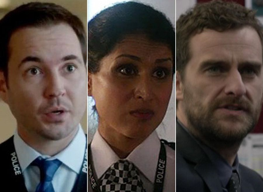 'Line Of Duty's Heroes And Villains - See Who's Come Top In Our Character