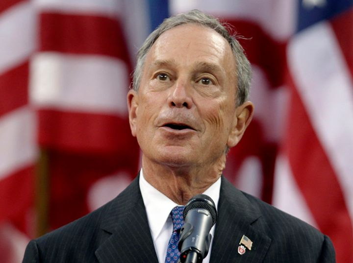 Former New York City Mayor Michael Bloomberg was criticized in 2010 for telling New Yorkers they should take in a Broadway sh