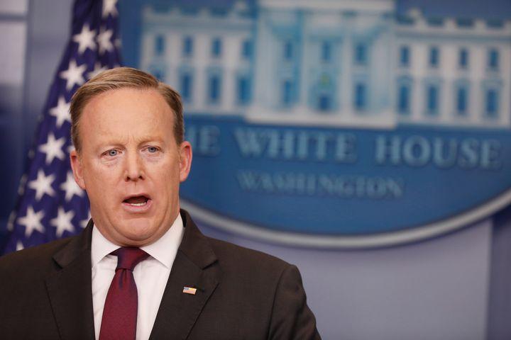 White House Press Secretary Sean Spicer apologized after comparing Adolf Hitler and Syrian President Bashar al Assad.