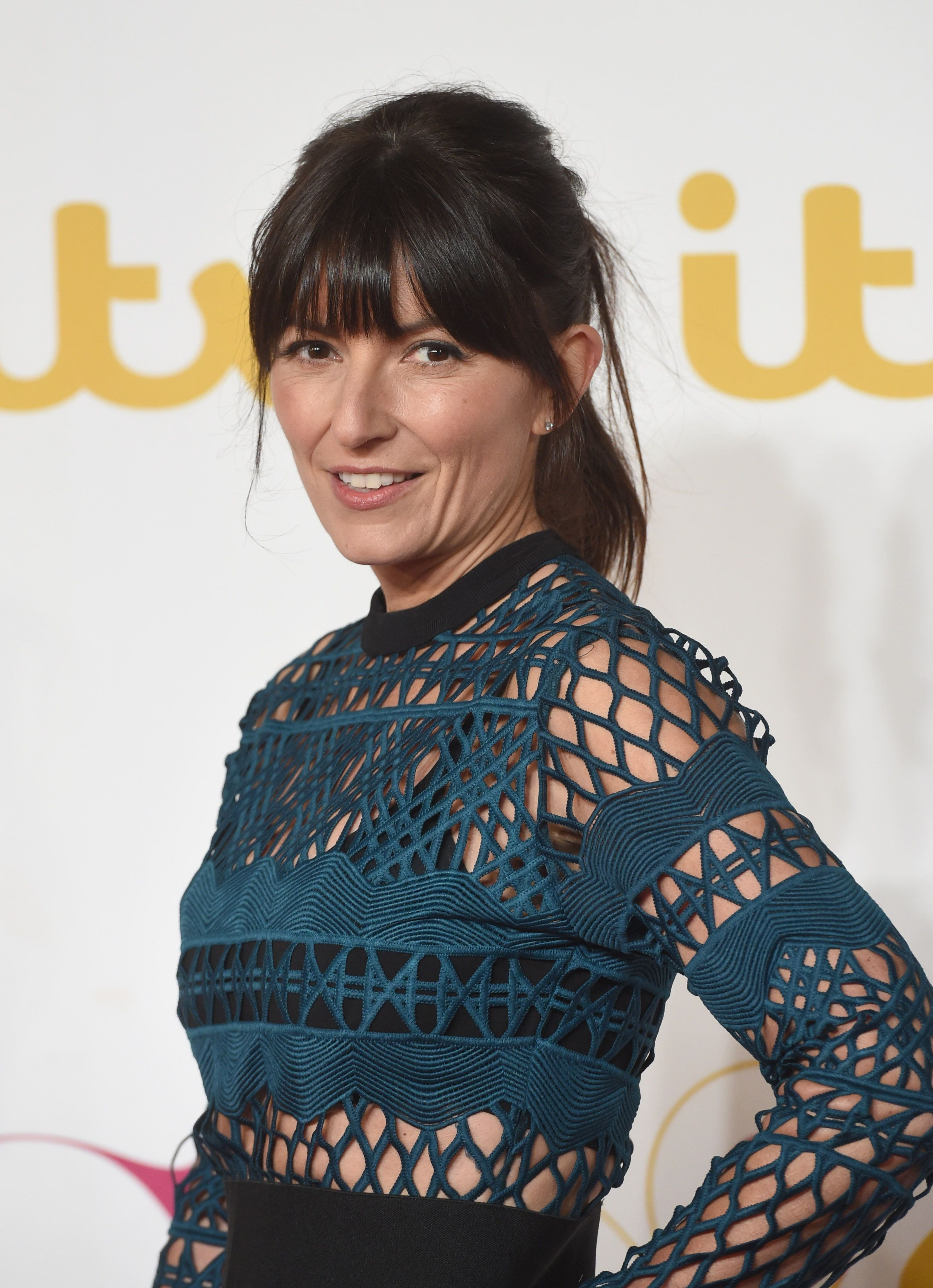 Davina McCall On Why Ageing Is Empowering: 'I Genuinely Care A Lot Less About What People