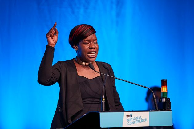 Shakira Martin was elected NUS president in a shock vote last