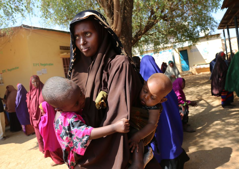 Famine came for Somalia in 2011. Now, it looms again.