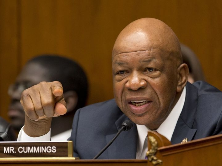 Rep. Elijah Cummings (D-MD), Ranking Member, House Oversight Committee