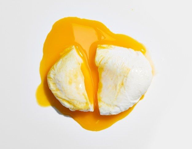 "<p>Make perfect <a rel=""nofollow"" href=""http://www.bonappetit.com/recipe/perfect-poached-eggs?mbid=synd_huffpotaste"" target=""_blank"">poached eggs</a> without all the stress.</p>"