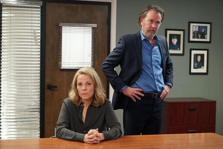 Claire and Nicholas Coates, played by Lili Taylor and Timothy Hutton.