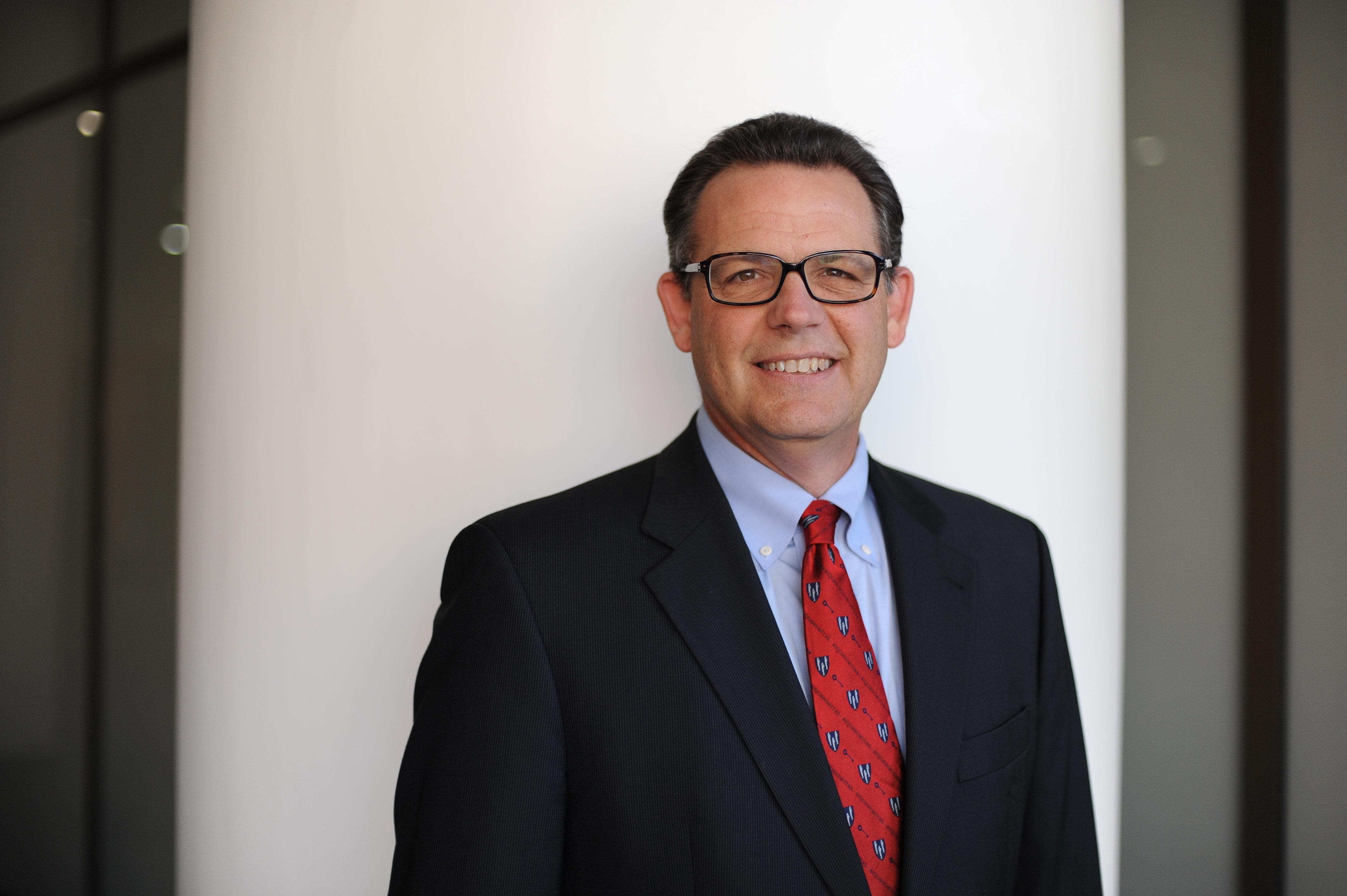 Mario Molina, CEO of Molina Healthcare.