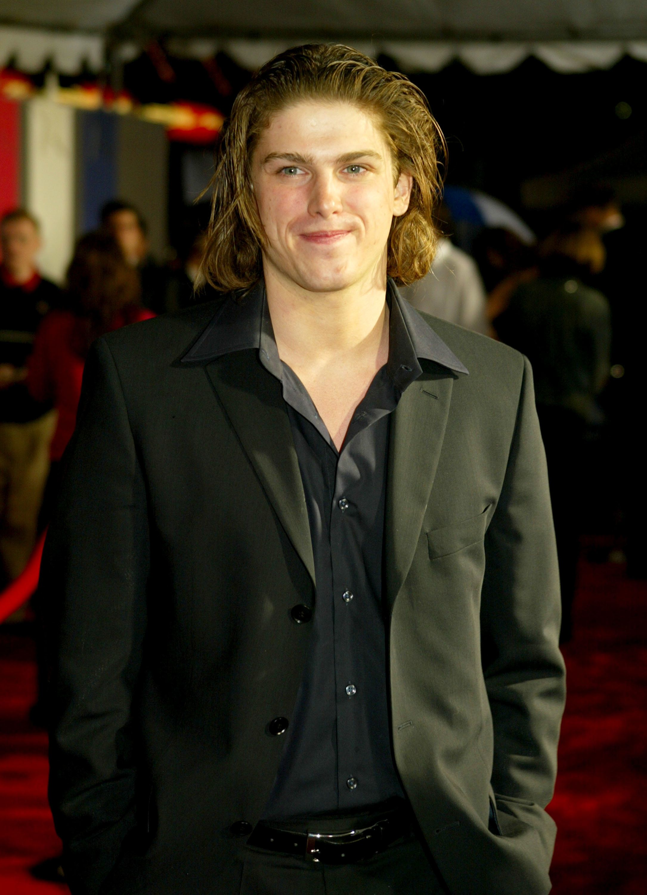 HOLLYWOOD, CA - FEBRUARY 2:   Actor Michael Mantenuto arrives to the movie premiere of 'Miracle' at Grauman's Chinese Theater on February 2nd, 2004 in Hollywood, California. (Photo by Kevin Winter/Getty Images)