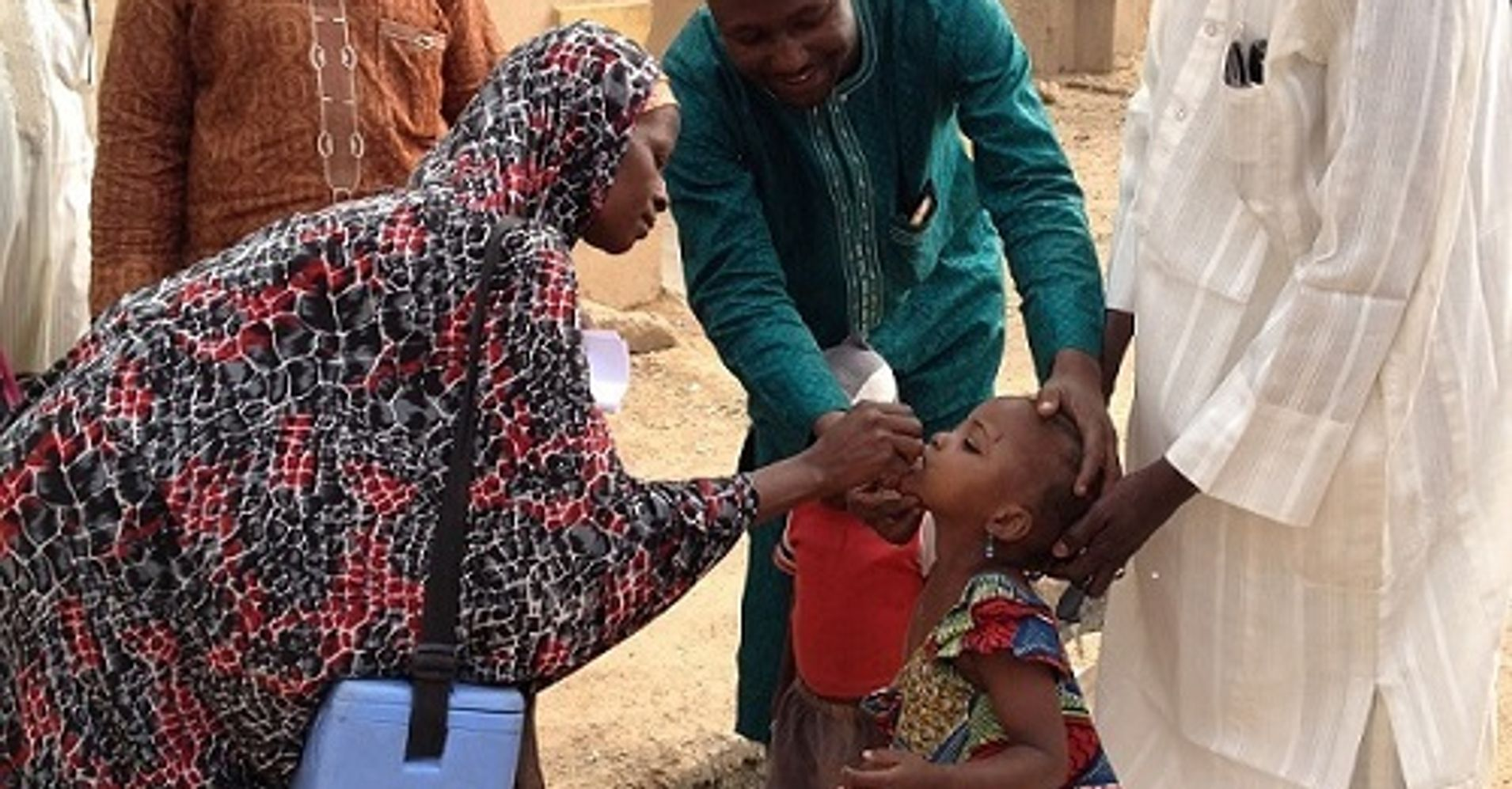 Achieving a polio free world huffpost for Polio transmission swimming pools