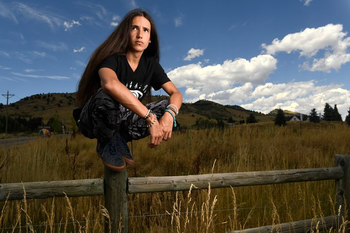 """<a href=""""http://www.earthguardians.org/xiuhtezcatl/"""" target=""""_blank"""">Xiuhtezcatl Martinez</a>, 16, is one of 21 young America"""