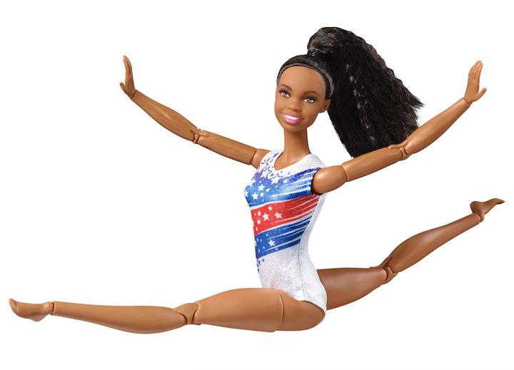 "Gabby's ""Shero"" doll."