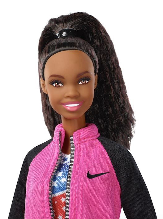 Now You Can Buy Gabby Douglas Shero Barbie Doll In