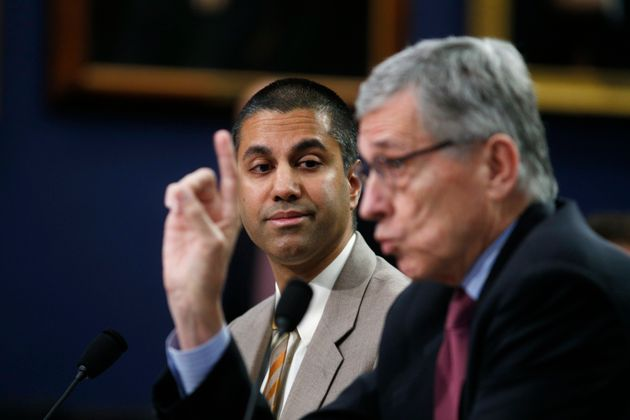 Ajit Pai, President Donald Trump's pick to head the Federal Communications Commission, said the agency...