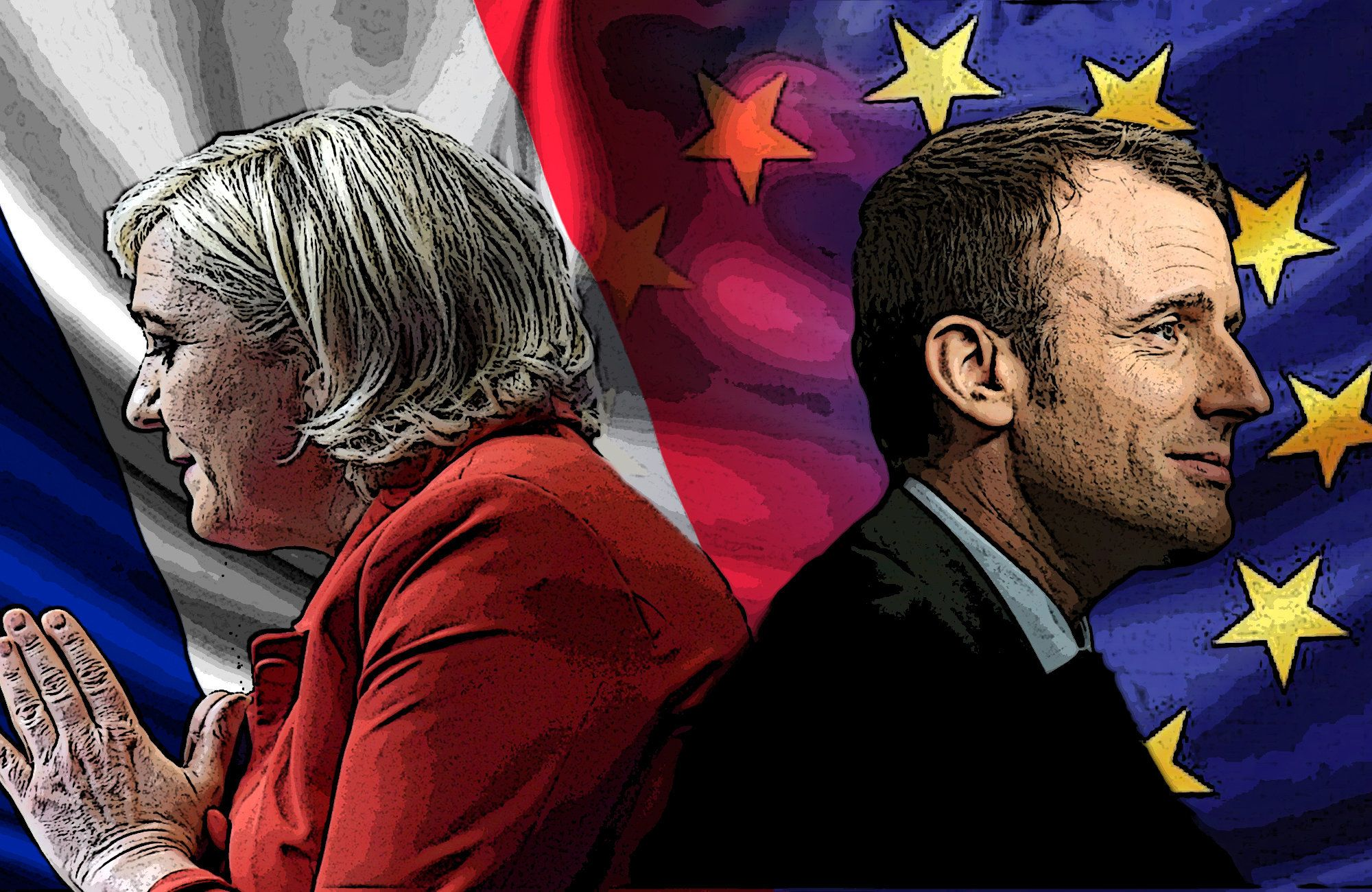 The French election draws to a close