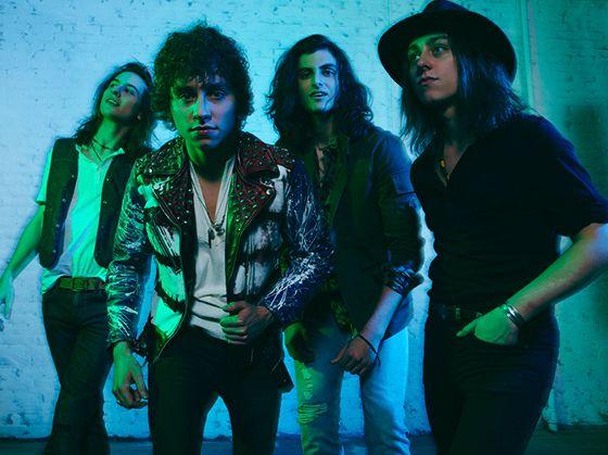 Rock Band 'Greta Van Fleet' Call Frankenmuth, Michigan Their