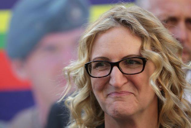 Blackman's wife, Claire Blackman said before her husband's release that she 'felt like alike a...