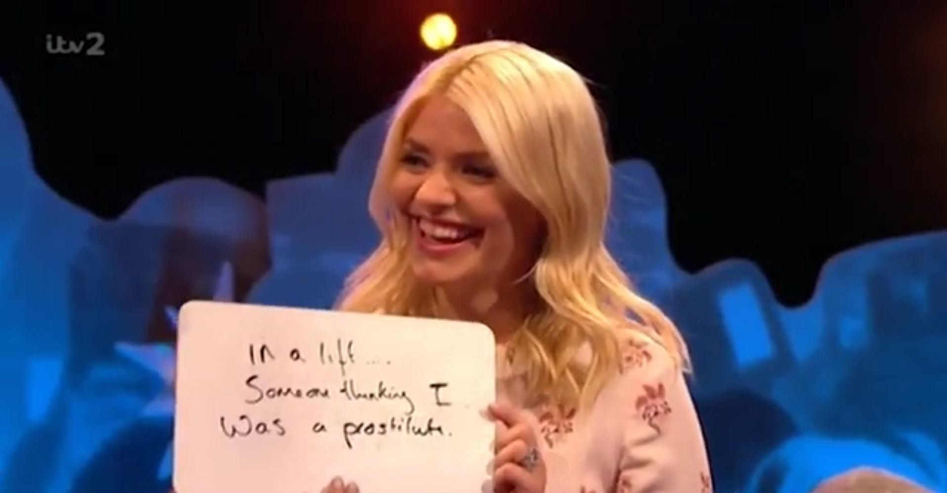 Holly Willoughby Reveals She Was Mistaken For Sex Worker During Drunken Night