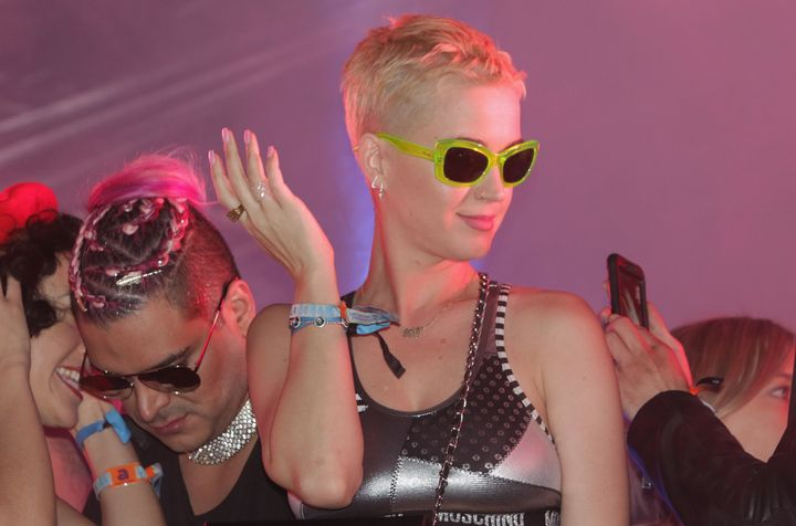 Katy Perry is back with a new collaboration.