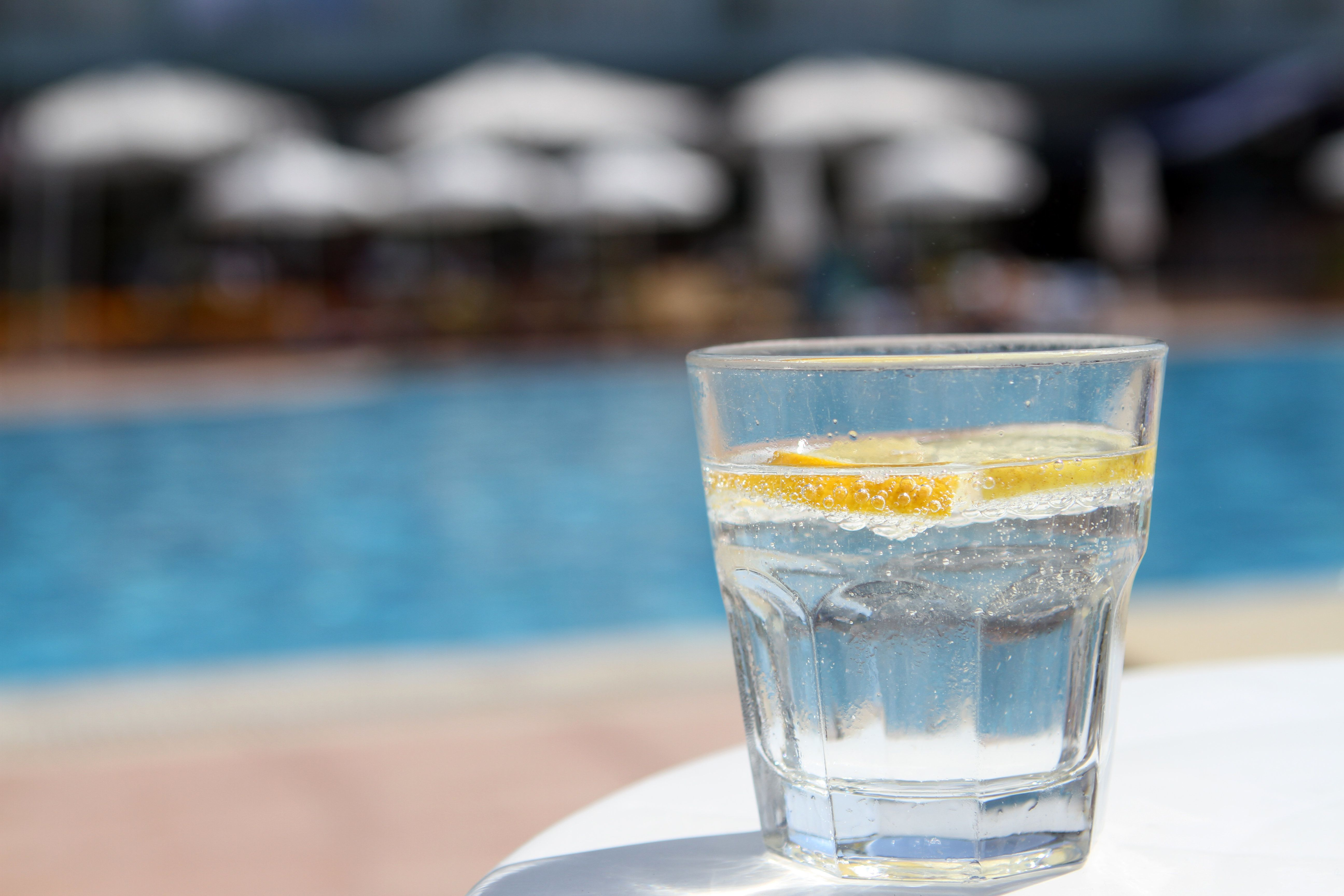 The Alarming Way Sparkling Water Can Damage Your
