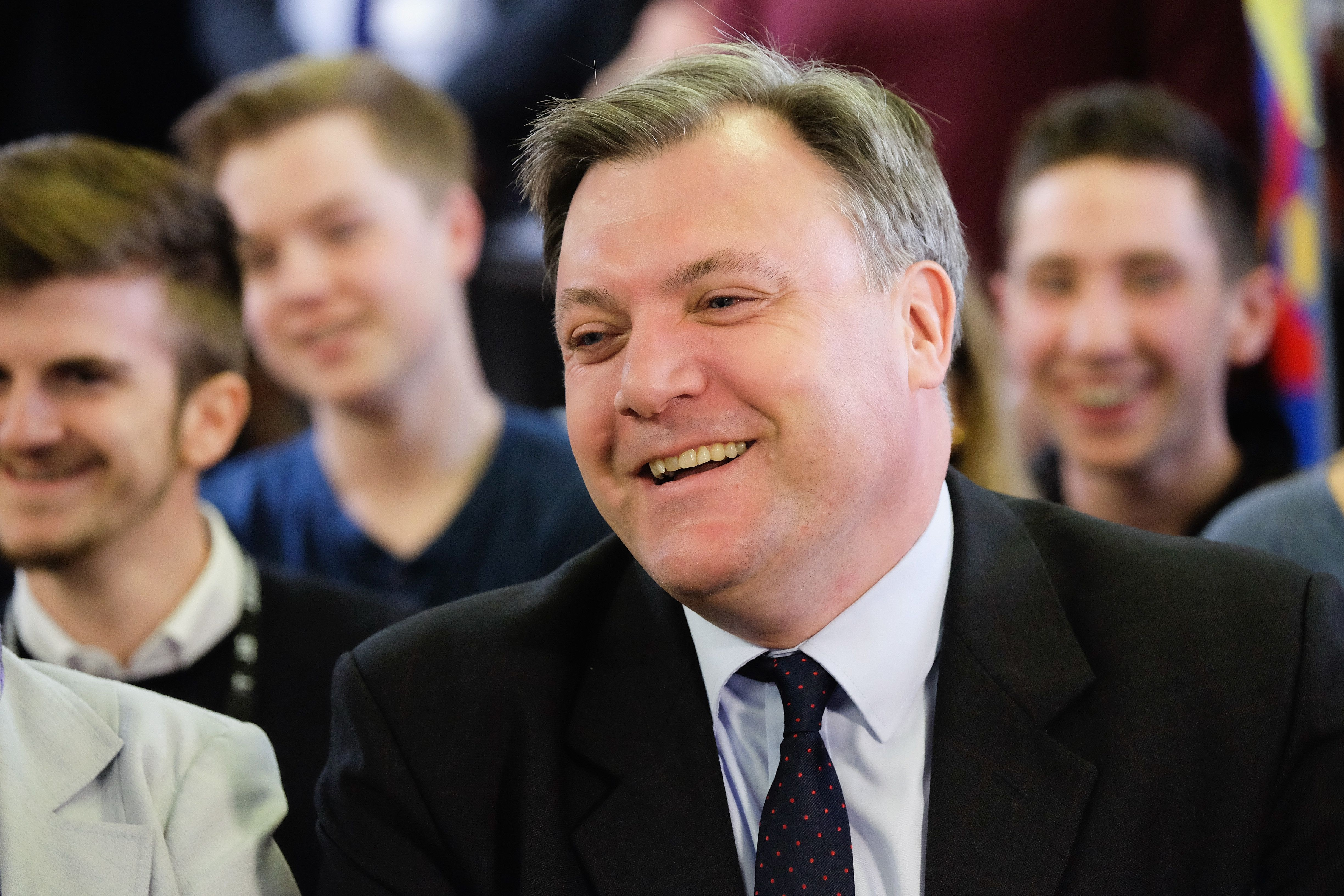 Ed Balls Day Is Making Everyone Nostalgic For A Simpler Time In