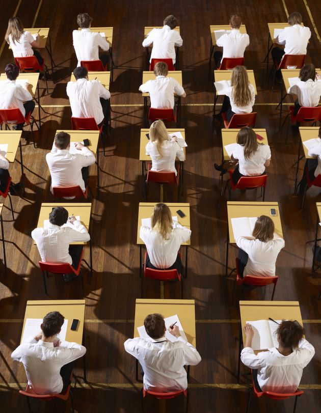 New GCSE grading systems are pushing pupils to the edge, one teen has