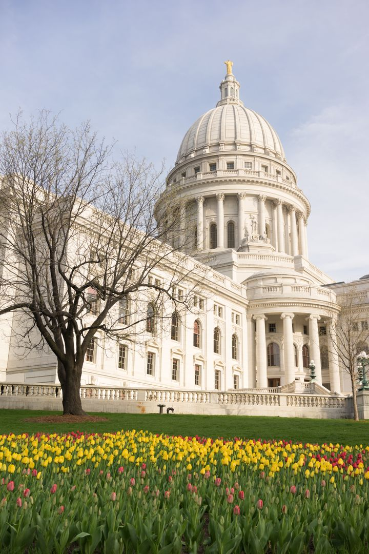 Wisconsin's Republican lawmakers have introduced a bill in the state legislature that would impose penalties on heckling