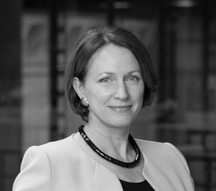 Inga Beale, CEO, Lloyd's of London