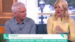 Holly Willoughby On How She Dealt With Her Son's Tantrum In Marks And