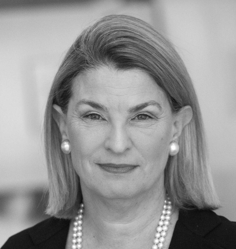 Sally Susman, EVP, Corporate Affairs, Pfizer