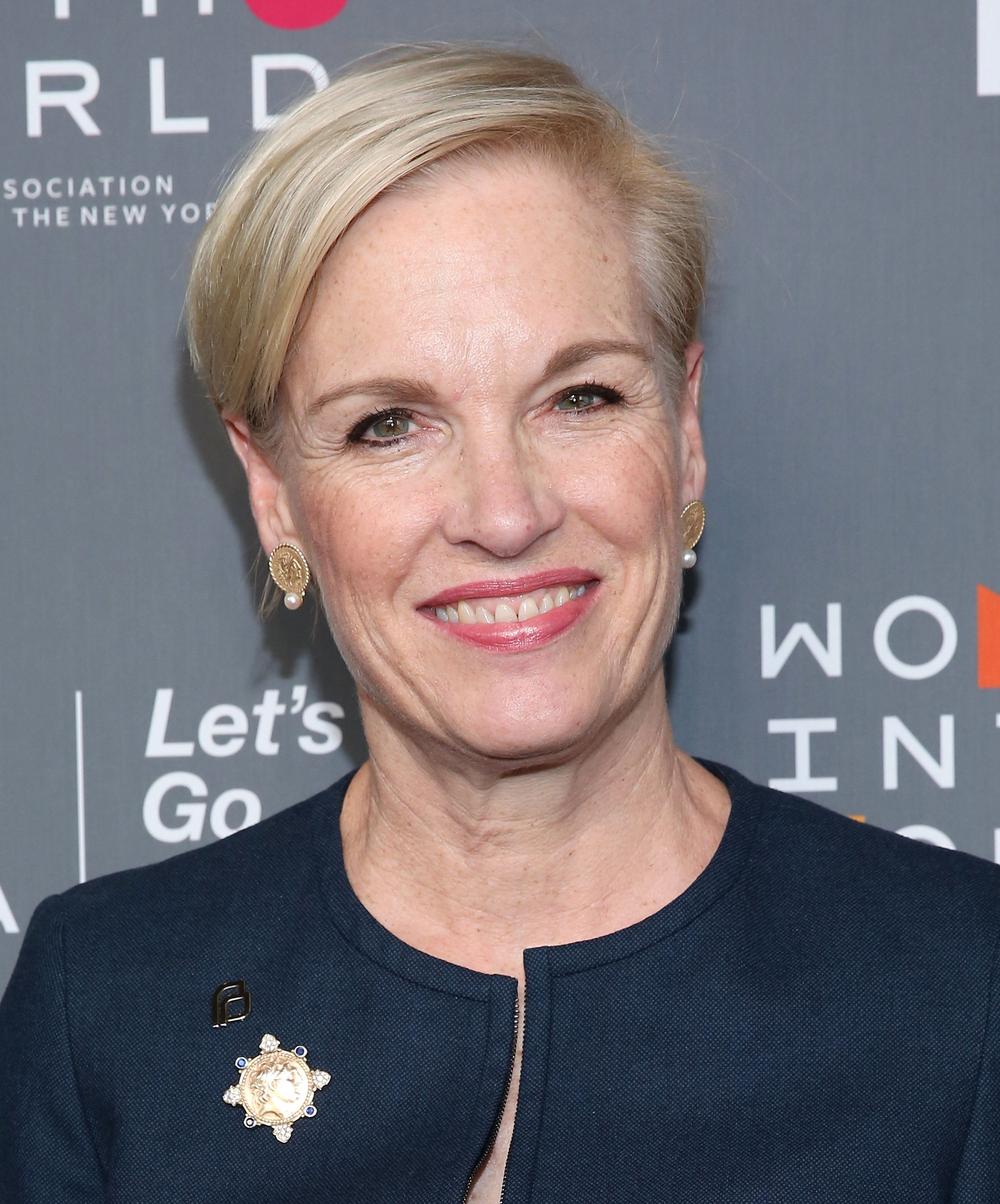 NEW YORK, NY - APRIL 05:  President of the Planned Parenthood Federation of America Cecile Richards attends the 8th Annual Women In The World Summit at Lincoln Center for the Performing Arts on April 5, 2017 in New York City.  (Photo by Monica Schipper/WireImage)