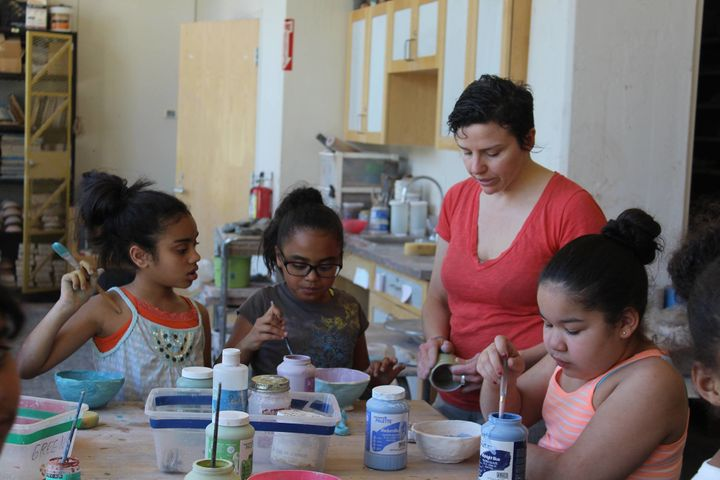 Providence CityArts for Youth, a nonprofit arts advocacy group, faces significant programming cuts under Trump's budget propo