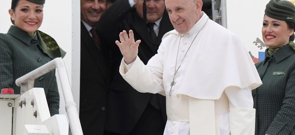 Pope Francis Arrives In Egypt Seeking Peace And Reconciliation