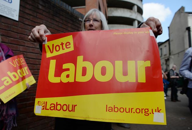 Eight of the nine candidates so far selected by Labour are