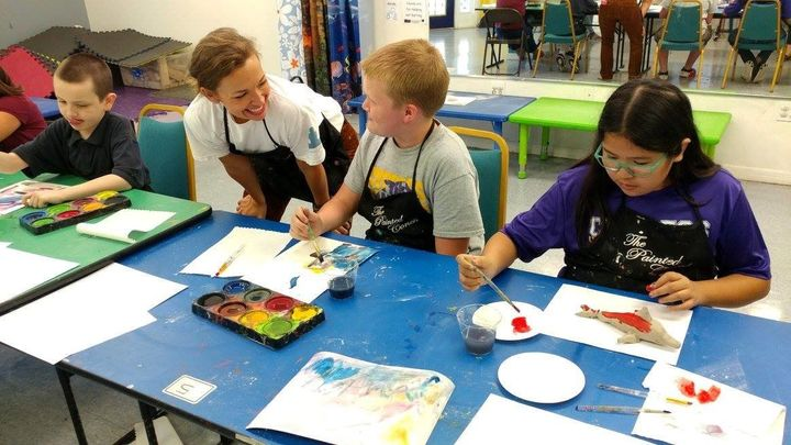 The Alliance for the Arts received a $10,000 grant from the NEA toward their annual family arts festival.