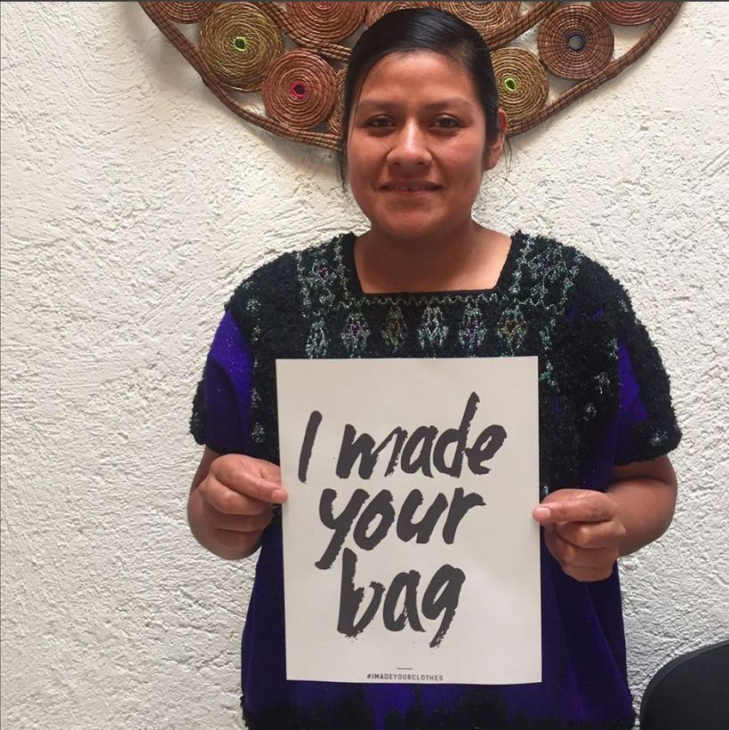 Local artisan partner in Chiapas, Mexico who draws on local traditions and designs to create handmade crossbody bags.