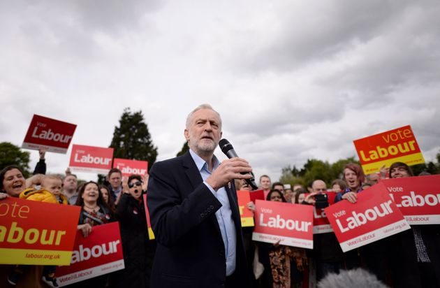 Jeremy Corbyn will use a speech in London to urge people to register to
